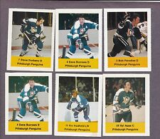 1974-75 Acme Loblaws Hockey Syl Apps Pittsburgh Penguins