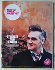 MORRISSEY/THE SMITHS RARE Observer Music Monthly March 2006 Near Mint