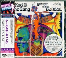 KOOL & THE GANG-SPIRIT OF THE BOOGIE-JAPAN CD Ltd/Ed B63
