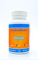 Thyroid Rejuvenation Capsules 100ct NATURAL ORGANIC HERBAL AYURVEDIC MEDICINE