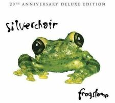"""Silverchair""""Frogstomp"""" 20th Ann. Deluxe Ed. 2CD/1 Live DVD (New & Sealed)"""