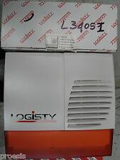 LOGISTY HAGER L3405I sirena esterni autolimentata lampeggiante senza fili