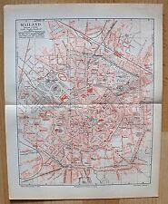 Original 1900-1949 Ansichten & Landkarten von Europa
