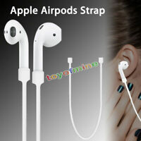 White Ear Loop Strap Anti-lost String Rope Cord for Apple AirPods Air Pods New