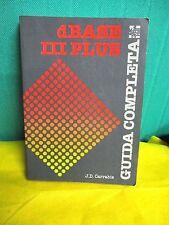 Carrabis DBASE III PLUS GUIDA COMPLETA - McGraw Hill 1992 RARO