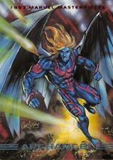 ARCHANGEL / 1993 Marvel Masterpieces BASE Trading Card #16