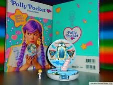 Polly Pocket Mini 💖💕DREAMY BOOK 2015 ♥ Mini Ballerina Dose Reproduction 💖NEW