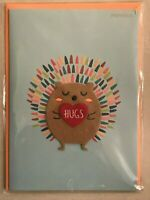 Papyrus - Mother's Day greeting card Love Mom Hugs - New in Packaging