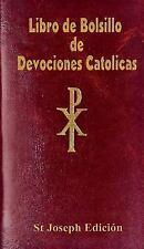 Libro de Bolsillo de Devocions Catolicas (2015, Paperback)