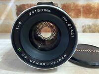 [EXC+5] Mamiya Sekor SF C 150mm f/4 Soft Focus Lens for RB67 Pro S SD From JAPAN