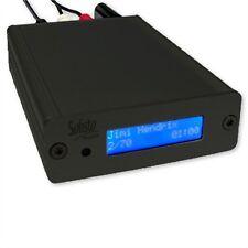 Solisto Home 8201 USB BLACK USB A to HIFI IMPIANTO Interface Adapter mp3 Nero