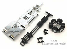 Kenworth or Peterbilt XL Chrome Chassis Kit 1/87 HO Scale Herpa Promotex 5487