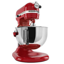 Kitchenaid Pro 600 Stand Mixer 6-qt Super Big Large Capacity - Candy Apple Red