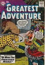My Greatest Adventure #28 DC Comics 1959 Jack Kirby comic book ad for Flash #105