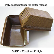 Novacart Disposable Mini Loaf Baking Mold