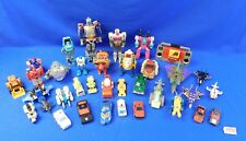 Lot of Vintage Transformers Generation One G1 Hasbro 34 Pieces