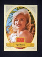 2012 Panini Golden Age #72 Jayne Mansfield - NM-MT