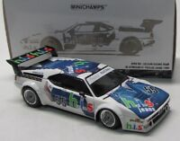 BMW M1 ( Procar 1979 ) HIS Jeans / No.55 / Minichamps 1:18