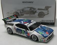 Bmw m1 (Procar 1979) His Jeans/No. 55/MINICHAMPS 1:18