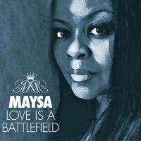 Maysa - Love Is A Battlefield [New CD]