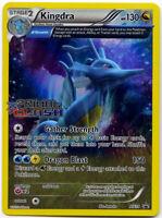 Kingdra XY39 Holo Prerelease XY Primal Clash Pokemon Card NM+