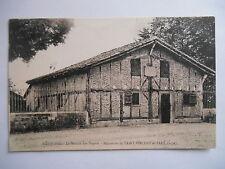 """CPA """"Ranquine - La maison des Depaul - Naissance de Saint Vincent de Paul"""""""