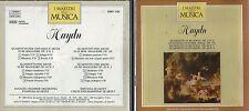 CD -   GMD1/20  DE AGOSTINI I MAESTRI DELLA MUSICA  JOSEPH HAYDN         ( 500 )