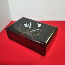 Antique Japanese Jewelry Box Beautiful