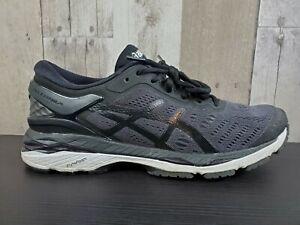 Asics Gel Kayano 24 Women's Size US 9.5 Athletic Running Shoes Black/White T799N