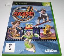 Disney's Extreme Skate Adventure Xbox Original PAL *Complete*