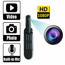 2019 1080P HD Pocket Pen Camera Hidden Spy Mini Portable Body Video Recorder DVR