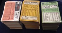 1966 1967 1968 Topps Baseball Lot You Pick 12 Finish Your Set High Numbers