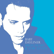 Baby Dayliner-High Heart and Low Estate  CD NEW