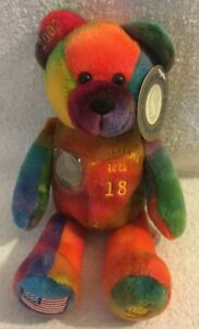 The Authentic Collectible Quarter Bears #18 Louisiana State 1812 Bear - 2002
