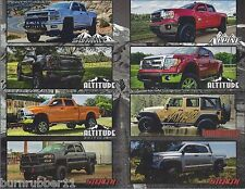 2015 ROCKY RIDGE CUSTOM TRUCK SERIES HANDOUT