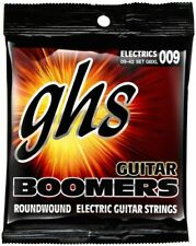 6 x GHS BOOMERS GB XL Extra Light 009-042 E-Gitarre Saiten Strings NEU!! OVP!!