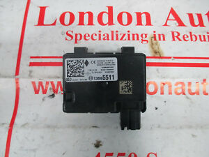FACTORY OEM USED 2017 CADILLAC XT5 KEYLESS ENTRY RECEIVER 13595511