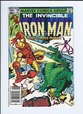 Iron Man 159 -- RARE KEY Comic book