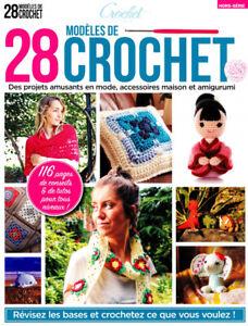 CROCHET pratique HS N°7 - 28 Modèles de crochet