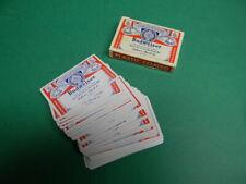 Vintage 1970'S Budweiser Anheuser Busch Deck Playing Cards Cincinnati Ohio