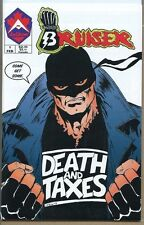 Bruiser 1994 series # 1 near mint comic book