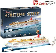 3d Puzzle Cruise Ship 2