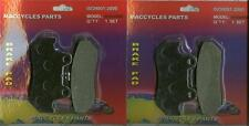 Honda Disc Brake Pads CB400D 1980 Front (2 Sets)