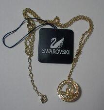 "SWAROVSKI SILVER CRYSTAL JEWELERY   ""EDIE PENDANT / NECKLACE"" MINT IN BOX 933635"