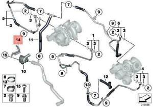 OEM ROLLS-ROYCE BMW DAWN GHOST WRAITH RR4 INTERMEDIATE HOLDER 17137596930 NEW