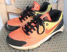 Nike Air Max 180 Sunset calcetines cortos zapatos zapatillas deporte tamaño 42 used