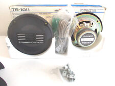 pioneer Dual Cone TS-1011 Flush Mount Car Stereo Speaker NOS new old