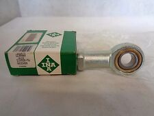 NEW INA GIKR20-PW ROD END BEARING