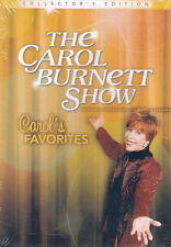 THE CAROL BURNETT SHOW Carol's Favorites Collectors Edition 6 Disc DVD NEW