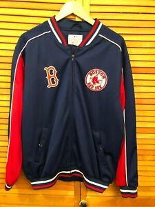 G-III Men's M Jacket Boston Red Sox MLB Genuine Merchandise Full Zip Stitched